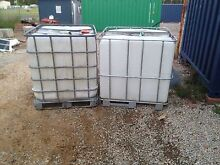 Ibc 1000ltr tanks Wauchope Port Macquarie City Preview