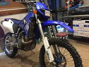 Street legal Yamaha WR426cc enduro -sale or trade