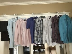 Brand Name Men's Clothes Size Medium