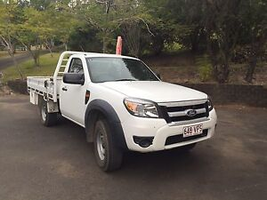 2010 Ford Ranger Ute. Low kilometres Palmwoods Maroochydore Area Preview