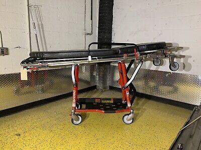 2016 Ferno H Frame 93h 93p Proflexx Ambulance Stretcher Cot Ems Expert Refurb