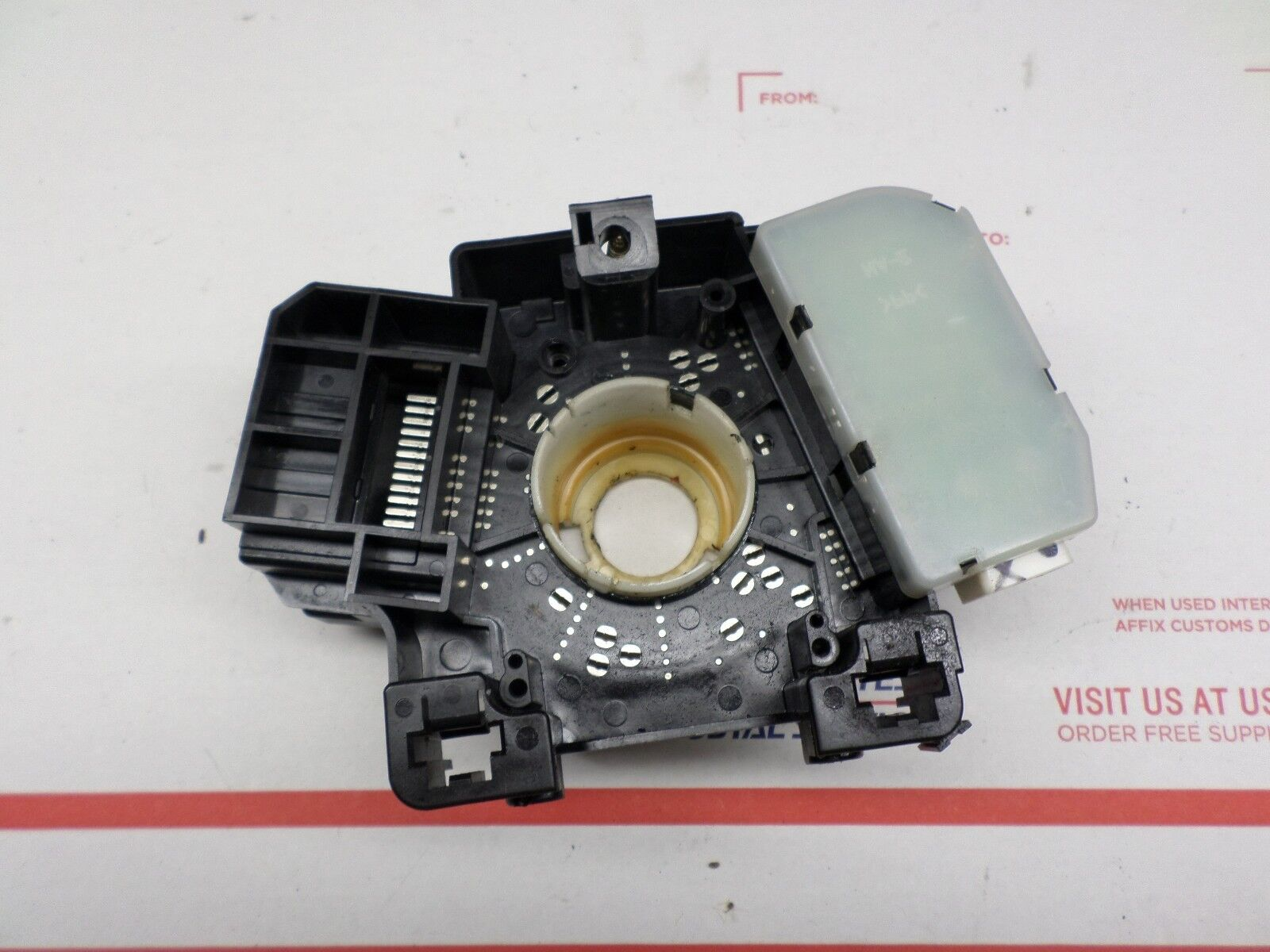 2000-2005 Mitsubishi Eclipse Cruise Control Steering Wheel Switch OEM
