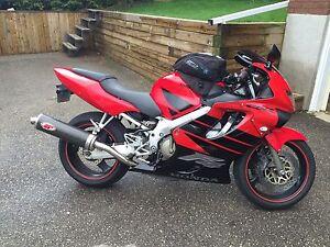 1999 Honda CBR 600