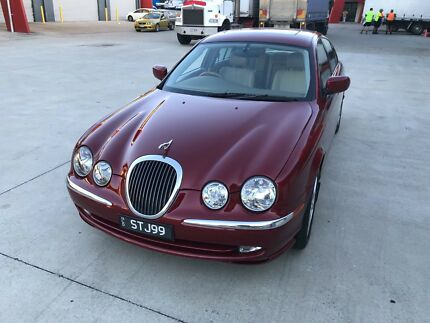 1999 Jaguar S Type 3 Lt V6 5 Speed Manual