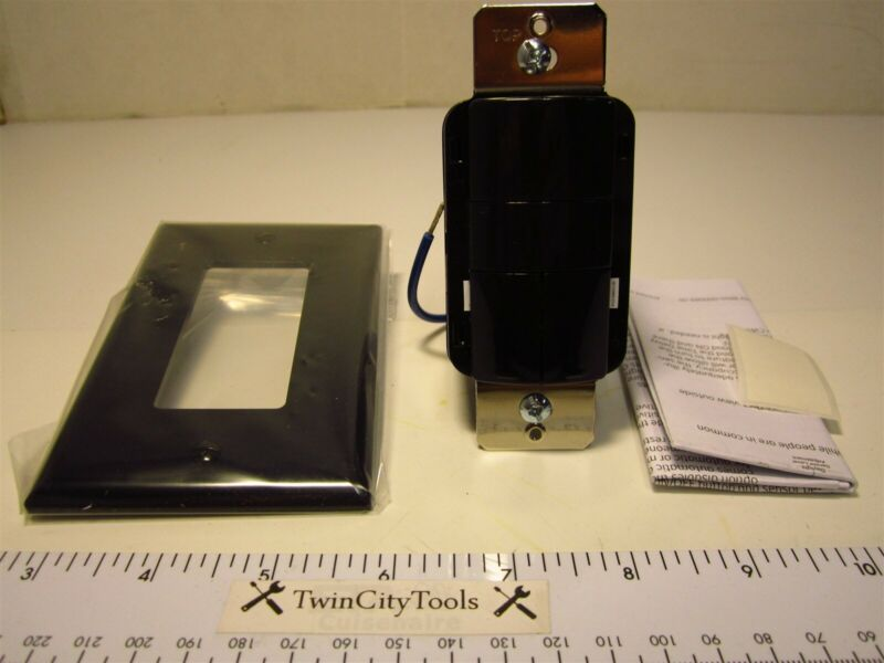 General Electric WIR-10-DR-G-D-B Dual Relay 24VAC Occupancy Sensor w/ Photocell