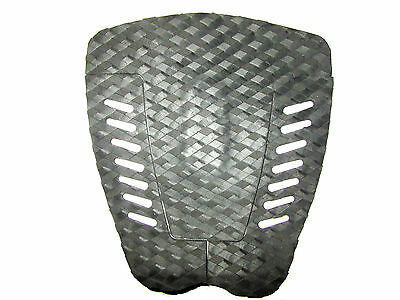 SURFBOARD TAILPAD TRACTION BLACK GRIP TAIL DECK PAD