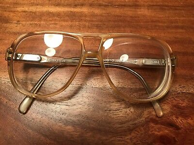 Vintage Safilo Eyeglass Frames RX Prescription Run DMC Elasta Aviator