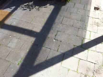 Concrete pavers 18 Sq M Unley Unley Area Preview