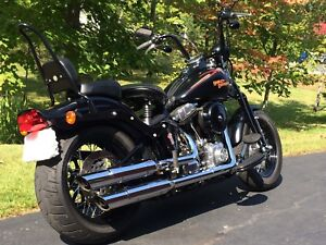 Softail crossbone original
