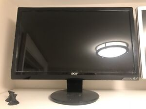 Acer monitors for sale