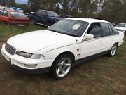 1996 Holden VS Statesman V6 auto Commodore Murrumbateman Yass Valley Preview