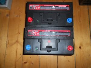 4WD / TRUCK AND CAR BATTERY 750 CCA NEW