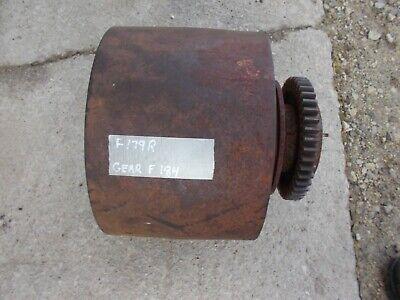 Unstyled John Deere G Jd Tractor Clutch Belt Pulley F179r Drive Gear F184