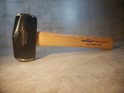 Estwing Mrw-3lb 3-pound Drilling Hammer - 48-ounce