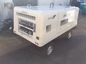 390 CFM Airman Air Compressor Trailer / Portable - Isuzu Kewdale Belmont Area Preview