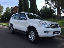 2005 TOYOTA PRADO GXL Wetherill Park Fairfield Area Preview