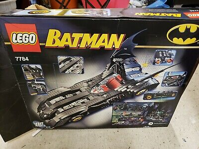LEGO Batmobile set 7784 Ultimate Collectors Edition with instructions. No box