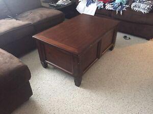 Cedar chest/ coffee table