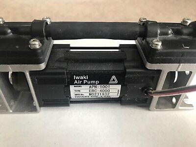 Iwaki Apn-1001 Erc-4000 Air Pump 100vac