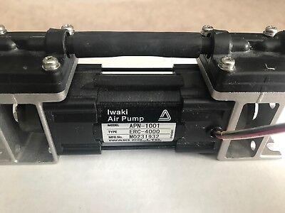 Iwaki Apn-1001 Erc-4000 Air Pump 100vac