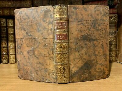 1779 INSTITUTION and Christian Instruction
