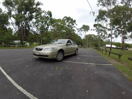 2005 Ford Fairmont Sedan Rochedale South Brisbane South East Preview