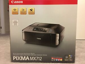 Canon Inkjet Office All-In-One