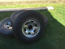 4 x 4wd Tyres – good condition! Brisbane Region Preview