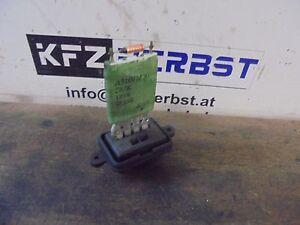 heater resistor Fiat 500 A51001500 1.2 51kW 169A4000 116106 - <span itemprop='availableAtOrFrom'>AT, Österreich</span> - Rücknahmen akzeptiert - AT, Österreich