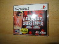 Legends Of Wrestling Ii 2 Sony Playstation 2 Pal Promozione Edizione - sony - ebay.it