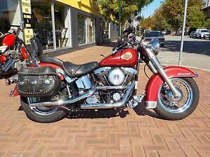 HARLEY DAVIDSON HERITAGE SOFTAIL CLASSIC Victoria Park Victoria Park Area Preview