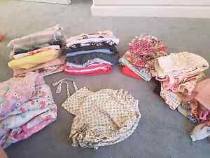 Bulk girl clothes size 0/00 Halls Head Mandurah Area Preview