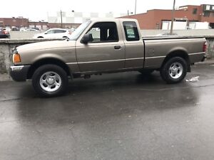 2005 Ford Ranger King Cab 4x4