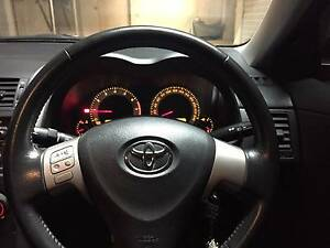 2008 Toyota Corolla Sedan Westmead Parramatta Area Preview