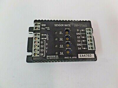 Rorze Robotics Rs-114a Sensor Mate