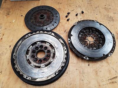 Volvo 04 XC90 Manual Parts - 2.4 D5 DUAL MASS FLYWHEEL/CLUTCH