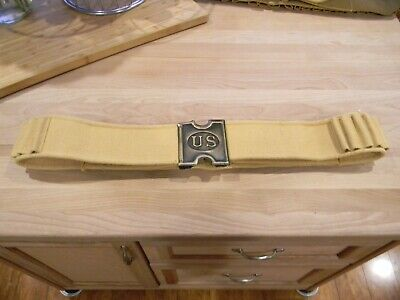 1800'S STYLE US MILITARY MILLS SHOTGUN BELT WITH US BUCKLE!! NUMEROUS FILMS!!