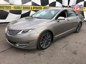2016 Lincoln MKZ Navigation, Leather, Back Up Camera, AWD