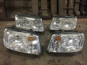 1999-2005 Jetta headlights