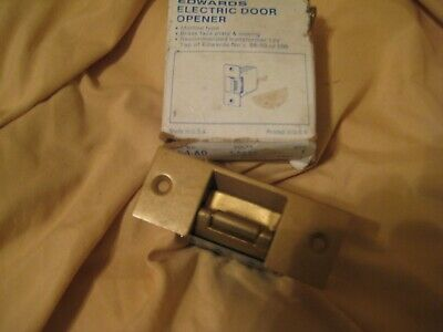 Edwards Electric Door Opener 154-ad Mortise Type