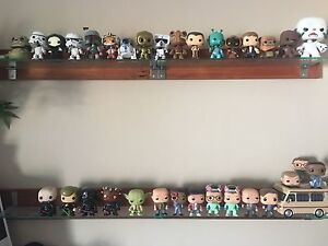 Star Wars and Breaking Bad Pop Vinyls ($10 each) Patterson Lakes Kingston Area Preview