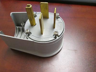 Cooper Angle Plug AH8462AN 60A 250V 4W new