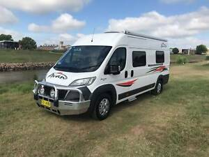 2017 Avan Applause 600 Fiat Ducato