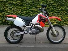 Honda CR500R 2001 Model Ready To Ride! South Melbourne Port Phillip Preview
