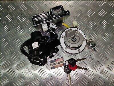 Yamaha YZF R6 RJ27 Lock Set CDI ECU Lockset 17-18-19 Key Set Ignition BN6