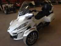 2014 Can-Am Spyder® RT Limited - SE6 Charlottetown Prince Edward Island Preview