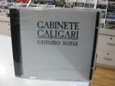 GABINETE CALIGARI CD HOLLAND CAMINO SORIA 1987