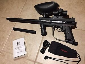 Paintball- Tippmann 98 custom