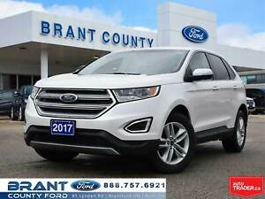 2017 Ford Edge SEL - KEYLESS ENTRY, BACK UP CAMERA!