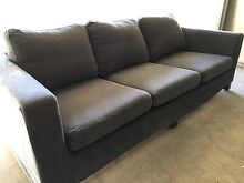 3-4 Seater Sofa Couch from IKEA - charcoal grey Port Melbourne Port Phillip Preview
